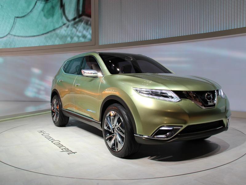 Noutatile Nissan la Salonul auto Frankfurt 2013