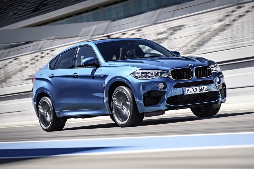 Noul BMW X6 M