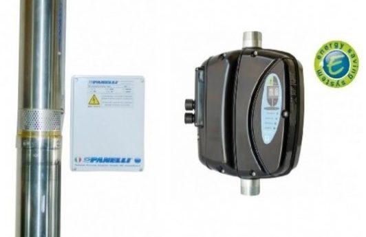 pompa submersibila paneli cu variator de turatie epower