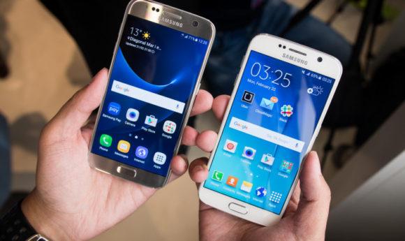 Ce modificari a facut compania Samsung la Galaxy S6 si S7?