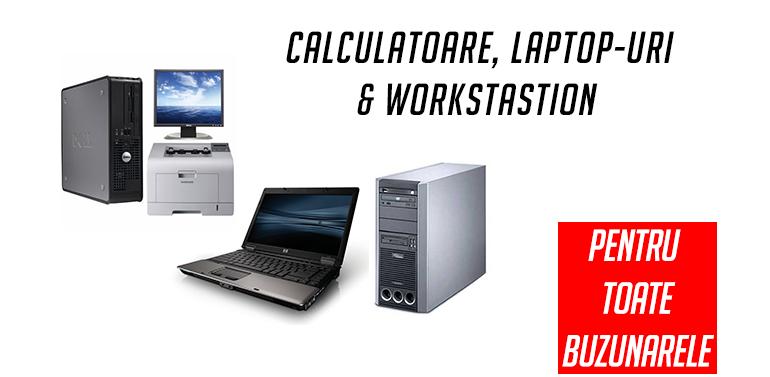 Care sunt avantajele calculatoarelor refurbished?