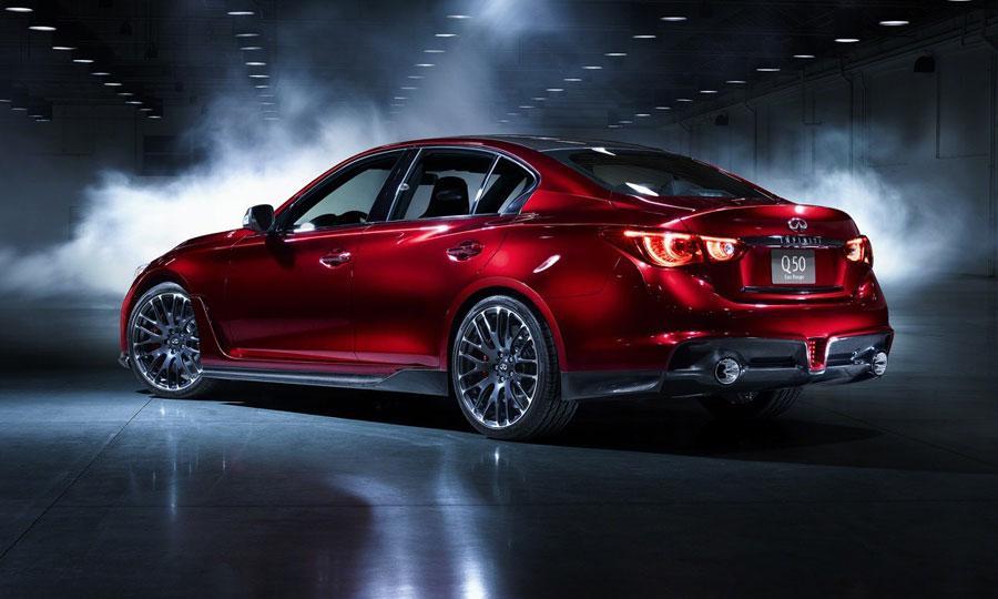 Salonul Auto de la Detroit si nou concept car propus de Infiniti ?
