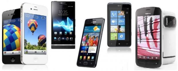 Ce fac senzorii pentru telefoanele mobile inteligente?
