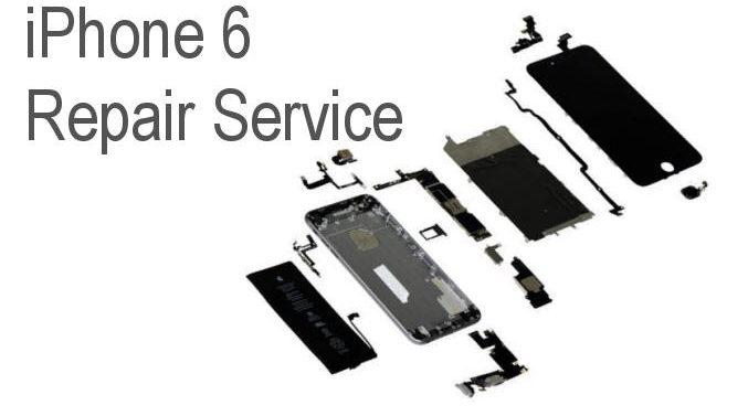 Ce trebuie sa stiti despre iPhone 6 in service?