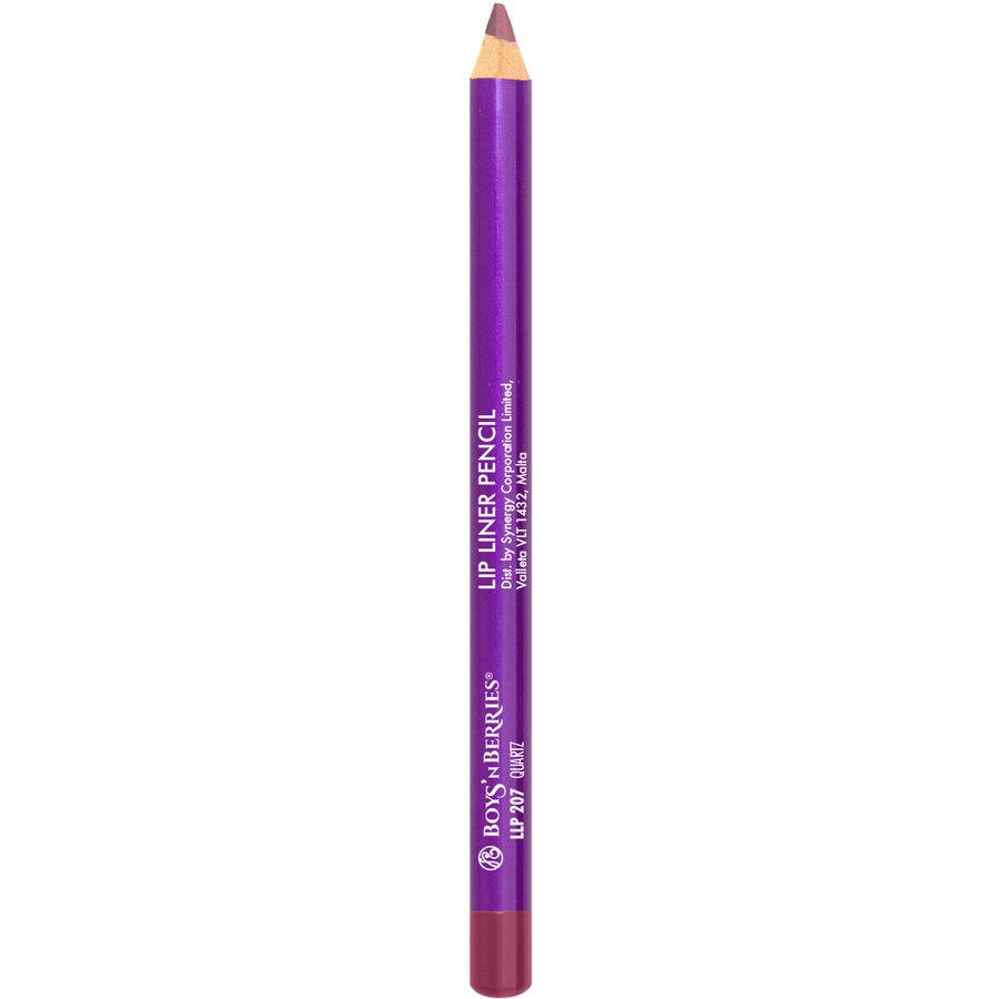 Review creion buze Boys'n Berries Pro Lip Liner Pencil Quartz